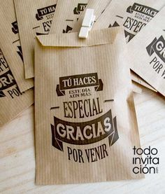 Wedding and reception ideas Wedding Favors, Party Favors, Wedding Gifts, Bridal Shower, Baby Shower, Little Presents, Ideas Para Fiestas, Party Time, Diy And Crafts