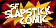 SF Slapstick Comic F