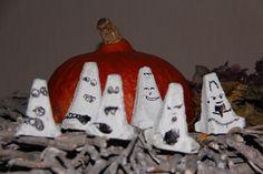 spookjes van eierdozen...zo simpel
