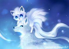 alolan fox - DeviantArt