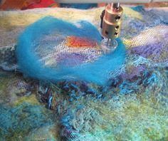 JaneVille: Needle-felting Tutorial