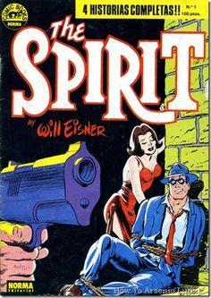 How to Arsenio Lupín: The Spirit de Will Eisner