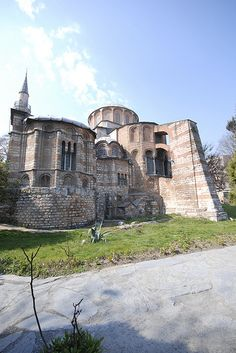 #Chora Museum is one of the most important #Byzantine monuments in #Istanbul, #Turkey. You can download the official application for 3D virtual museum tour. www.izapps.com.tr/sm.html