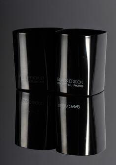 Black Edition candle by Ex Voto Paris