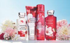 America's #1 Fragrance has NEVER looked better! | #JapaneseCherryBlossom