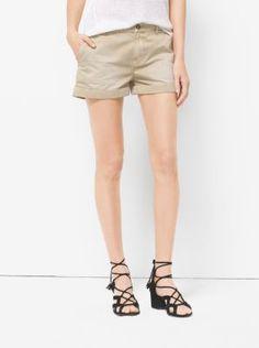 MICHAEL MICHAEL KORS Chino Shorts. #michaelmichaelkors #cloth #