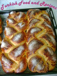 Kozunak is the traditional bread made for Easter in Bulgaria. Usually two loaves are made, one is left at the Church for the priest and the ...