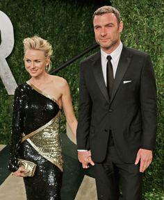 Liev Schreiber followed Naomi Watts for 3 years 'being manny to the children'