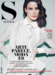 Pilar López de Ayala en S Moda