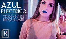 Para brillar durante la noche con glamour dale un tono eléctrico a tu look. #Tendencia #HairLoft Facebook Sign Up, Beauty, Electric Blue, Blue Nails, Jitter Glitter, Make Up, Trends, Cosmetology