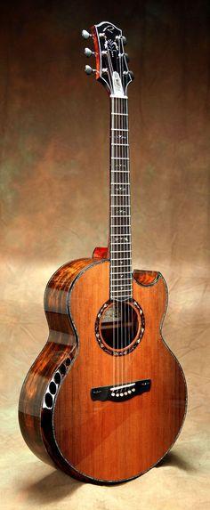 Bench Press: Kevin Ryan Guitars | The Fretboard Journal: Keepsake magazine for guitar collectors