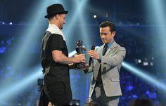 Joseph Gordon-Levitt - The MTV Video Music Awards — Part 2