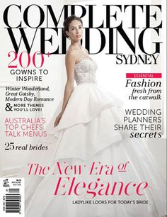 Complete Wedding Sydney Issue 35 Out From July 2017 Magazine
