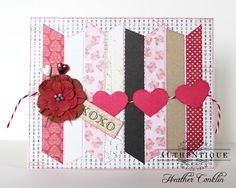 Card by Authentique Paper DT member Heather Conklin