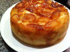 Gâteau à la pomme au multicuiseur @ http://allrecipes.fr
