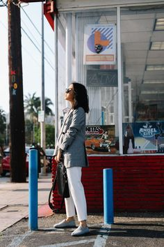 Fashion blogger Tania Sarin style