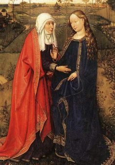 May 31st: the Visitation