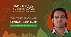 Raphael Lassance - Growth Hacker, Palestrante, Professor e Consultor de E-commerce e Marketing Digital E Commerce, Marketing Digital, Growth Hacking, Tours, Entrepreneurship, Events, Ecommerce