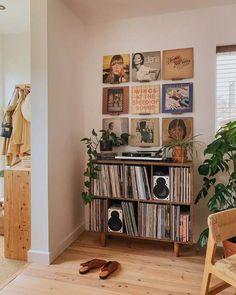11 Brilliant Ideas for Vinyl Record Storage