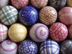 antique carpet bowling balls - Google Search