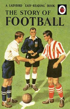 The Ladybird Book of Football is a gem from the Ladybird vintage archive.    First published in 1964, this is a classic Ladybird hardback book, packed with information about football for all ages. This new edition, published to mark the European Football Championship, is exactly the same as the original, with a dust jacket and beautifully reproduced images.