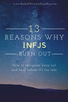Everyone thinks INFJ burn out and they assume it's either from being in a social setting or being too empathetic. However, we are prone to burn out more than any other type, so it's incredibly important to learn what can cause us to burn out. Emotionally Exhausted, Emotionally Drained, Infj Personality, Myers Briggs Personality Types, Infj Problems, Leadership Quotes, Education Quotes, Highly Sensitive Person, Educational Leadership