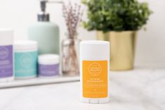 Protect your pits and your health by switching to a natural alternative like this Citrus Deodorant Stick that will keep you stink-free and free of harmful toxins! Natural Shampoo And Conditioner, Dry Shampoo, Joyous Health, Hair Detox, Skin Brushing, Health Shop, Natural Deodorant, Active Ingredient, Body Care