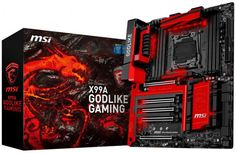 It supports the New Intel Core i7 processors Extreme Edition and features USB 3.1 which means you get up to up to 10Gb/s in speed. The motherboard comes with the features RGB lighting effects which it terms the mystic light.