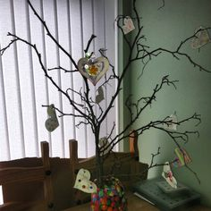 Our valentines tree ❤