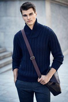 MANGO MAN - Urban dress code A/W'15 #MANGOMAN #NewCollection #Man