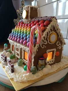 1000 Images About Gingerbread House Ikea Kit Hack On