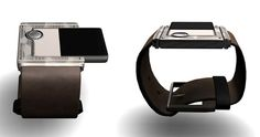 Amazingly Futuristic Looking LED Watch Designs