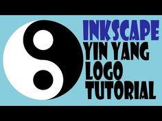 In this video I will show you how you can use basic Inkscape tools such as Guidelines and circles to make a simple Yin Yang Logo. Diy Projects That Sell Well, Logo Tutorial, Inkscape Tutorials, Cricut Craft Room, Graphic Design Tips, Yin Yang, Cartoon Drawings, Baby Blue, Computers