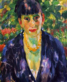 Reflections by Rik Wouters, 1912.