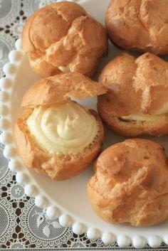 「シュークリーム」kaiko | お菓子・パンのレシピや作り方【corecle*コレクル】