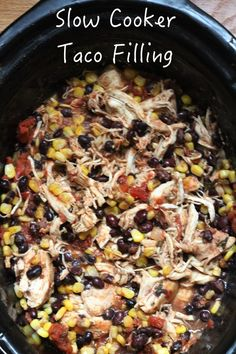 """This is a """"dump"""" recipe with almost no prep time and is healthy and delicious. My family loves it!"""