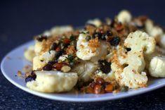 cauliflower with almonds, raisins and capers – smitten kitchen