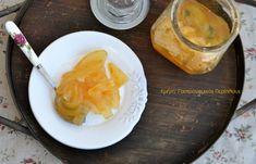 Περγαμόντο γλυκό του κουταλιού (video) - cretangastronomy.gr Pineapple, Sweet Tooth, Dairy, Cheese, Fruit, Food, Pinecone, Pine Apple, Essen