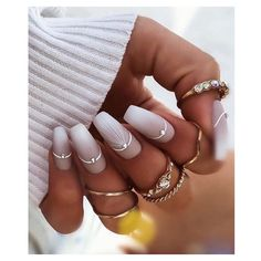 Bright Summer Acrylic Nails, Best Acrylic Nails, Acrylic Nail Designs, Nail Art Designs, Nails Design, Elegant Nail Designs, White Nail Designs, Beautiful Nail Designs, Acrylic Art