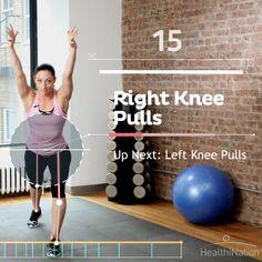 8 Minute Beginner Cardio HIIT Workout
