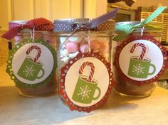 Scentsation Season Hot Cocoa Gift Jars #3