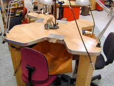 jewelers desk plans