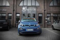 BMW I3 - 3M Matt Dark Navy | Nato Oliv Car Wrapping Bmw I3, Car Wrap, Dark Navy, Wrapping, Wraps, Rolls, Rap, Gift Packaging, Packaging