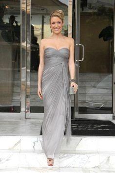 Kristin Cavallari was seen wearing Catherine Deane ...
