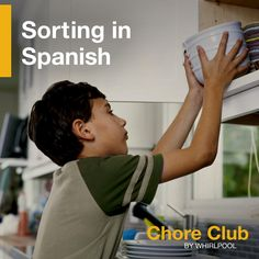 These fun activities from Whirlpool can help parents share important life skills with their kids and reinforce concepts from school through household chores. Easy Lunches For Kids, Kid Lunches, Chores For Kids, Indoor Activities For Kids, Fun Activities, Jeep Wj, Play Based Learning, Building For Kids, House Cleaning Tips