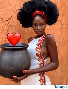 African Girl, African Beauty, African Women, I Love Black Women, Beautiful Black Girl, Beautiful Women, African Inspired Fashion, African Fashion, Dark Skin Girls