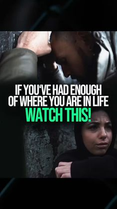 If you have had enough of where you are right now watch this video all the way through . Hopefully it will bring you some closure . Remember there's always some one to talk to if life gets you real down. That change your w Motivational Videos For Students, Motivational Videos For Success, Motivational Quotes In English, Inspirational Videos, Success Quotes, Life Quotes, Quotes Quotes, Qoutes, Morning Motivation Quotes