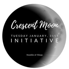 Its been a few days since the New Moon. Take initiative in your intentions at the Crescent Moon. Its time to deepen your resolve.  #moonmumbles #moonmagic #moonphases #witchlife #spellwork #newbiewitch #quartermoon #intentions #witch #witchesofinstagram #witches #witchesofig #witchcraft #witchstuff #witchgirl #pagans #magick #beyourself #moongoddess #moonwitch #witchesgonnawitch #witchesdoitbetter #paganism #spirituality #spiritual #spells #pagansofinstagram #initiative #manifestation…