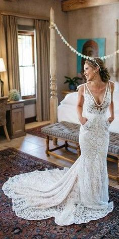 We love collecting wedding dress inspiration for our Luttrellstown Castle Resort brides to be!