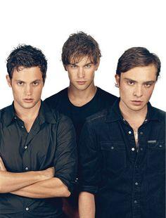 Dan, Nate, and Chuck